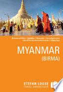 Stefan Loose ReisefŸhrer Myanmar