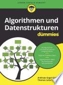 Algorithmen Und Datenstrukturen F R Dummies