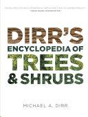 download ebook dirr\'s encyclopedia of trees and shrubs pdf epub