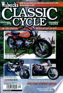 WALNECK'S CLASSIC CYCLE TRADER, SEPTEMBER 2007