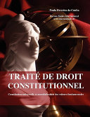 illustration du livre Traité de droit constitutionnel