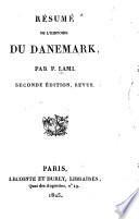 R  sum   de l histoire du Danemark