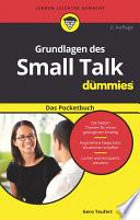 Grundlagen des Small Talk f  r Dummies Das Pocketbuch