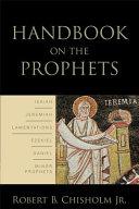 Handbook on the Prophets Book PDF