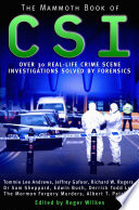 The Mammoth Book of CSI