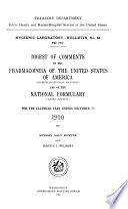 National Institutes of Health Bulletin Book PDF