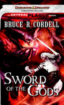 Sword Of The Gods : by corpses, at a shrine littered with traces...