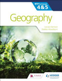 Geography for the Ib Myp 4 5  By Concept