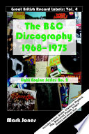 The B&C Discography: 1968 to 1975
