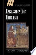 Renaissance Civic Humanism
