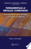 Fundamentals of Metallic Corrosion