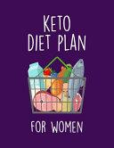 Keto Diet Plan For Women