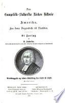 Den evangelisk-lutherske kirkes historie i Amerika