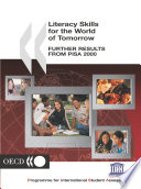 PISA Literacy Skills for the World of Tomorrow Further Results from PISA 2000
