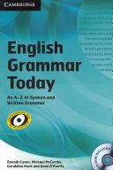 English Grammar Today with CD-ROM