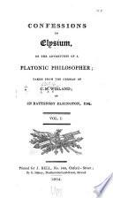Confessions in Elysium