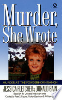 Murder  She Wrote  Murder at the Powderhorn Ranch