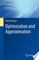 Optimization and Approximation