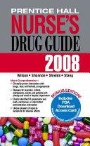 Prentice Hall Nurse s Drug Guide 2009
