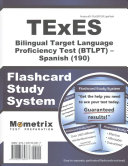 Texes Bilingual Target Language Proficiency Test Btlpt   Spanish 190 Study System