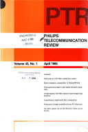 Philips Telecommunication Review
