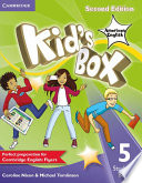 Kid s Box American English Level 5 Student s Book
