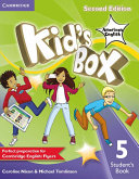 Kid's Box American English Level 5 Student's Book
