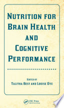 Nutrition for Brain Health and Cognitive Performance Book PDF