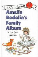 Amelia Bedelia S Family Album