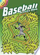 Baseball Activity Book