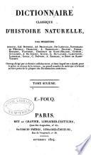 Classique d Histoire Naturelle par MM  Audouin  Bourdon  Brongniart  De Candolle   c   avec Atlas