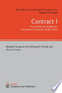 Contract I