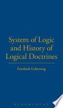 System Logic History Logical Doctrines