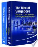 Rise of Singapore  the  in 2 Volumes