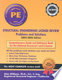 Structural Engineer License Review  Problems and Solutions  For Civil and Structural Engineers