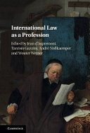 International Law as a Profession