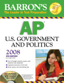 AP United States Government   Politics