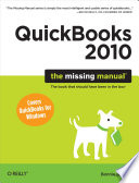 QuickBooks 2010  The Missing Manual