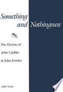 Something and Nothingness