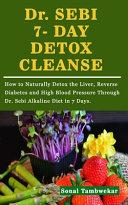 Dr Sebi 7 Day Detox Cleanse