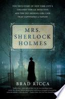 Mrs  Sherlock Holmes