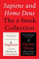 Sapiens And Homo Deus The E Book Collection
