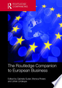 The Routledge Companion to European Business