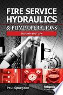 Fire Service Hydraulics Pump Operations 2nd Ed