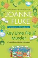 Key Lime Pie Murder Book