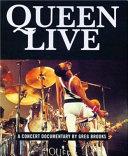 Book  Queen  Live