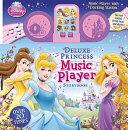 Disney Princess Deluxe Music Player