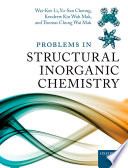 Problems In Structural Inorganic Chemistry book