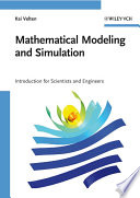 Mathematical Modeling And Simulation book