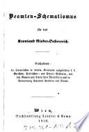 Beamten-Schematismus für das Kronland Niederösterreich